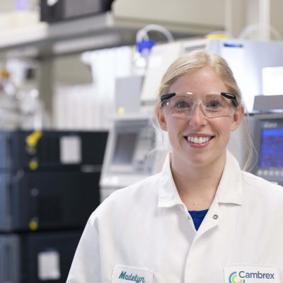 Madelyn Hunsley Sr Associate Scientist Analytical Services