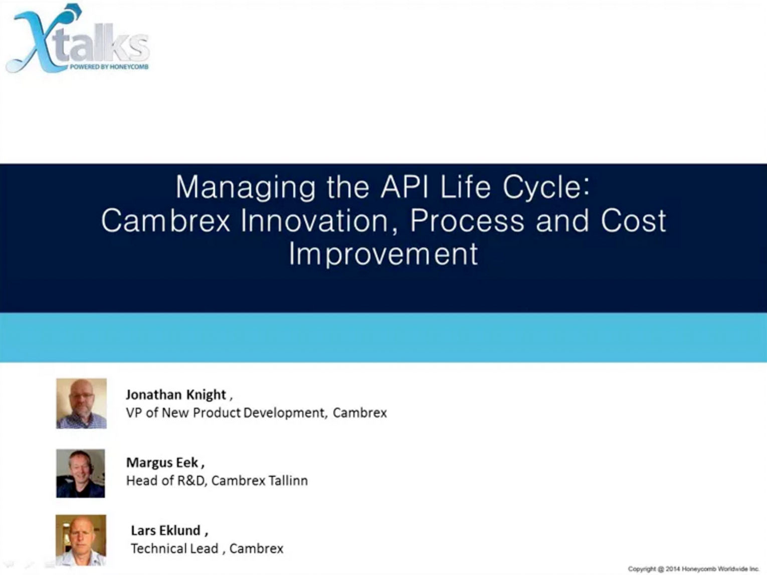 Managing the API Lifecycle